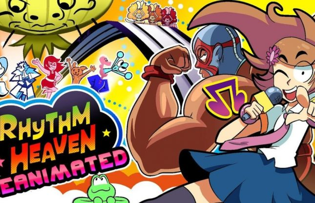 Rhythm Heaven Reanimated, une collaboration spectaculaire