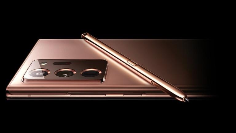 Notre test et avis du téléphone intelligent Samsung Galaxy Note 20 Ultra 5G
