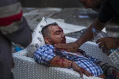 Liban: deux violentes explosions meurtrières à Beyrouth