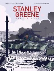 Stanley Greene, une vie à vif_couverture