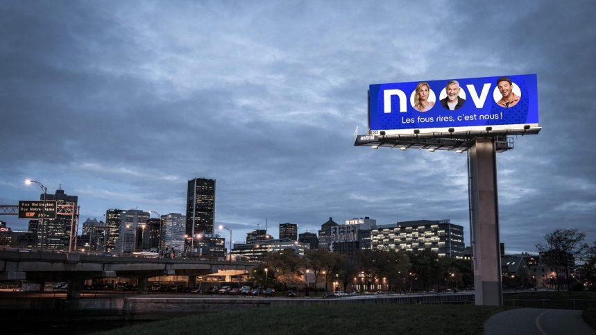 V Télé devient Noovo