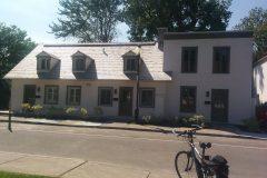 Découvrir l'histoire à vélo dans Ahuntsic-Cartierville