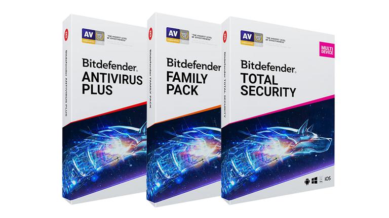 Antivirus Bitdefender 2019 Family Pack Totl Security