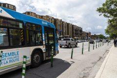 Côte-des-Neiges: les commerçants en colère contre un projet de voie réservée