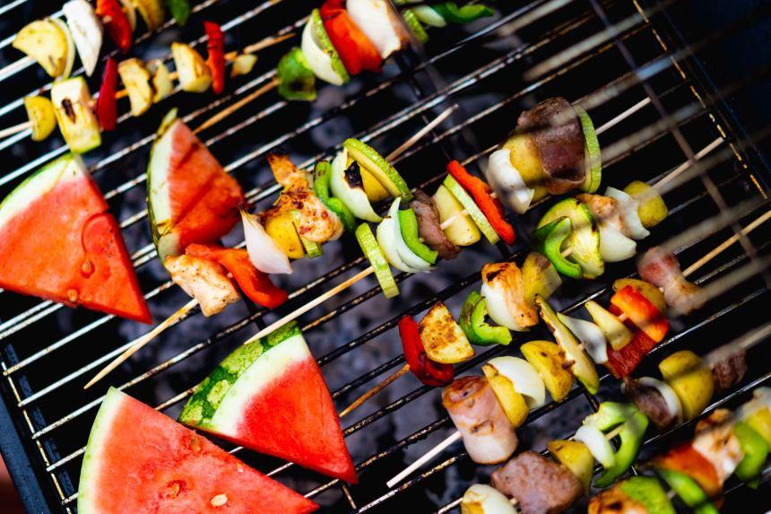 Des sushis réinventés à faire griller sur le BBQ