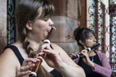 Un «mini-concert» pour des femmes en difficulté