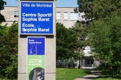 Déménagement d'urgence à l'école secondaire Sophie-Barat