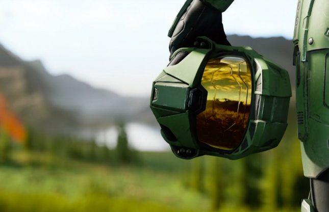 Halo Infinite repoussé à 2021!