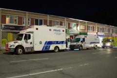 Homicide dans Ahuntsic-Cartierville