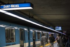 Le ministre Bonnardel s'inquiète pour la ligne bleue