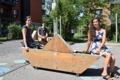 Environnement : pour des ruelles vertes encore plus écologiques