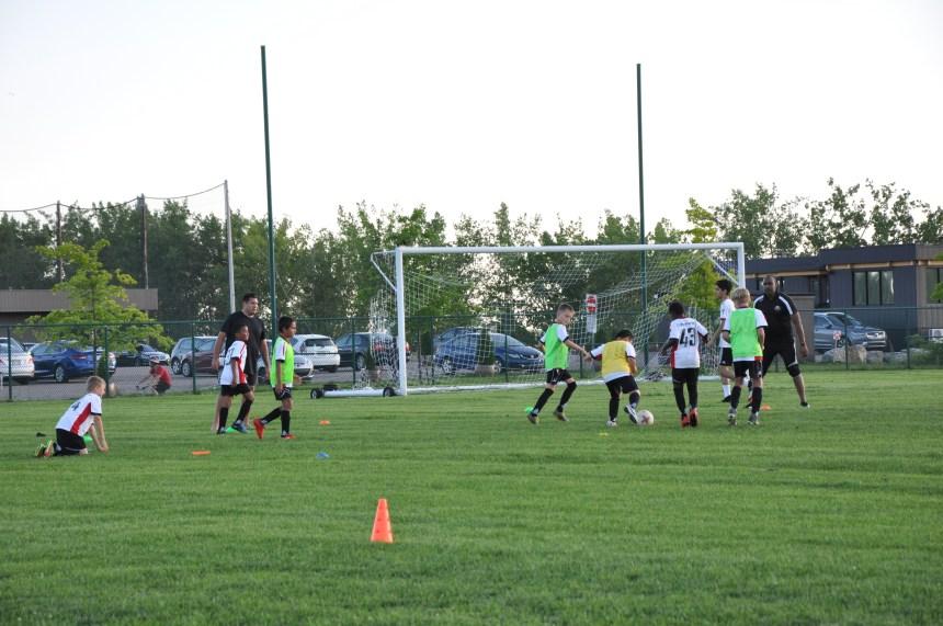 Jouer autrement pour la saison de soccer