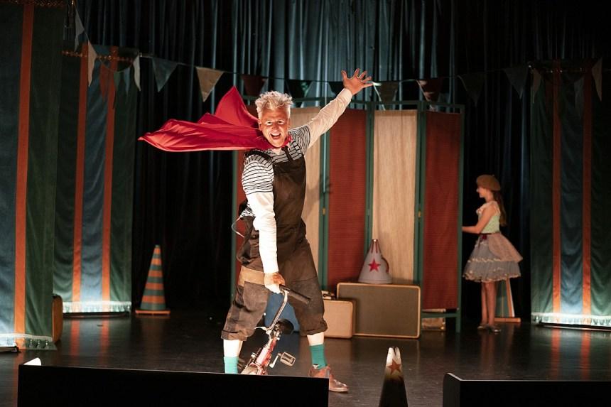Sur vos écrans cette semaine…«Mon cirque à moi», «Assiégés» et «Une histoire vraie»