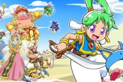 Wonder Boy: Asha in Monster World annoncé