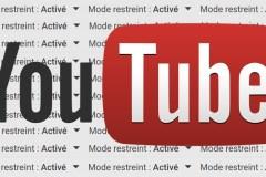 Contrôle parental sur YouTube: comment activer le mode restreint