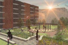 Nouveau parc dans Saint-Henri
