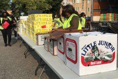 Aide alimentaire: la demande persiste à Rivière-des-Prairies