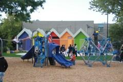 Le nouveau parc Sabrevois inauguré