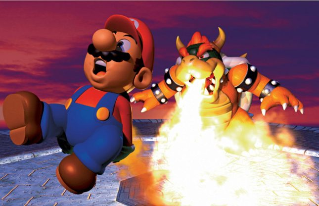 Opinion – Ouin, ben, Super Mario 64 ça a vieilli, hein?