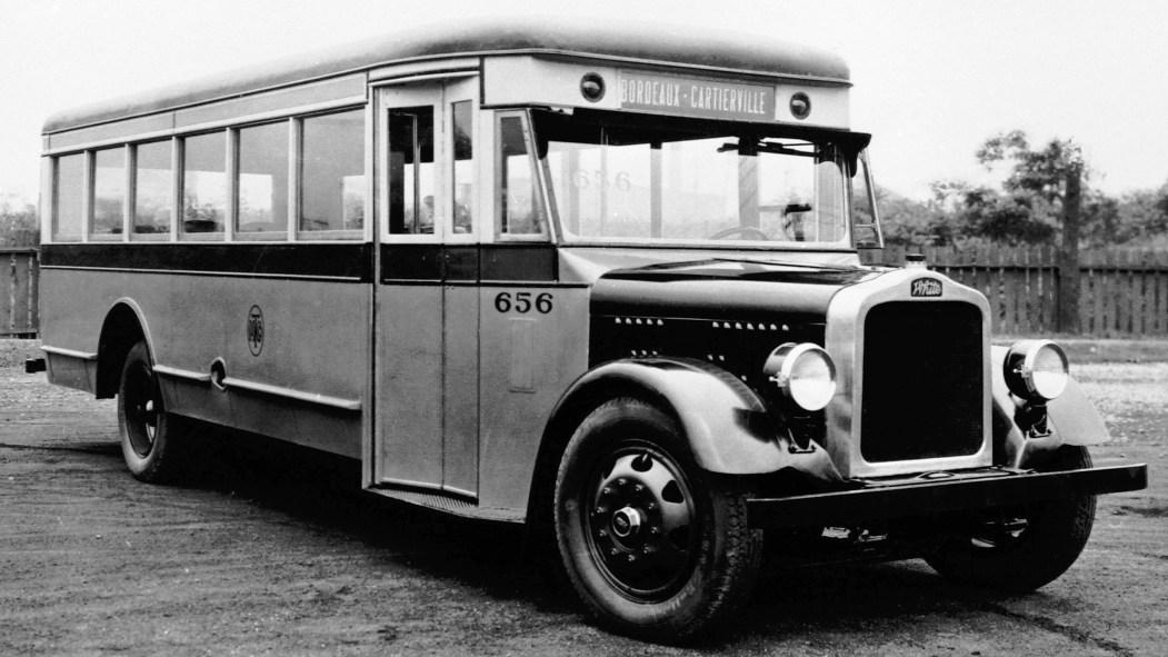 Bus White des années 1930