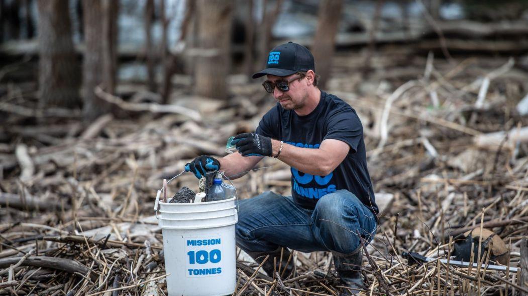 100 tonnes environnement