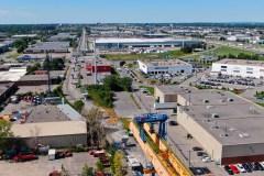 REM: le boulevard des Sources fermé de nuit à Pointe-Claire