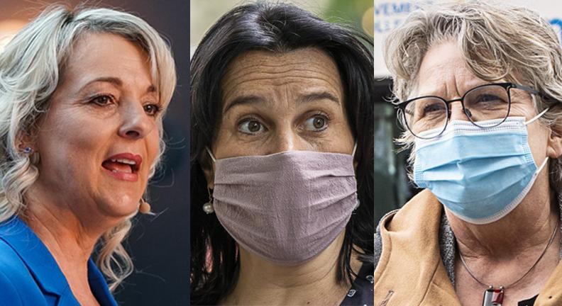 COVID-19: les leaders politiques du Grand Montréal en isolement préventif