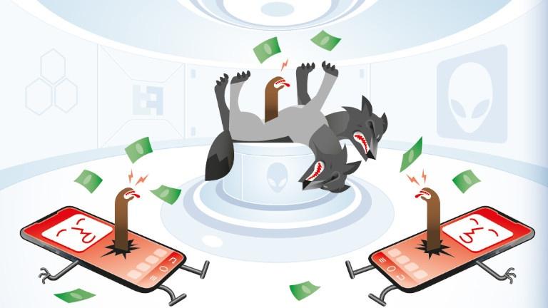 Alien: un virus aux multiples menaces vise les apps bancaires sur Android