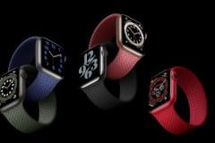 Apple dévoile les nouveautés des montres Apple Watch Series 6 et SE