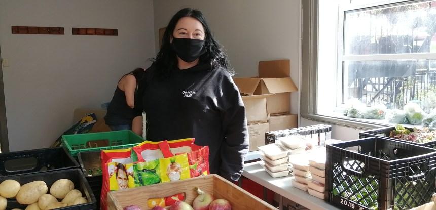 Une pétition contre le gaspillage alimentaire nait sur le Plateau