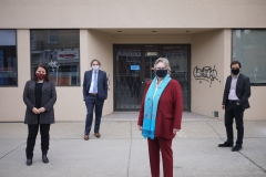 Revitalisation du Vieux-Pointe-aux-Trembles: un projet accueilli avec enthousiasme