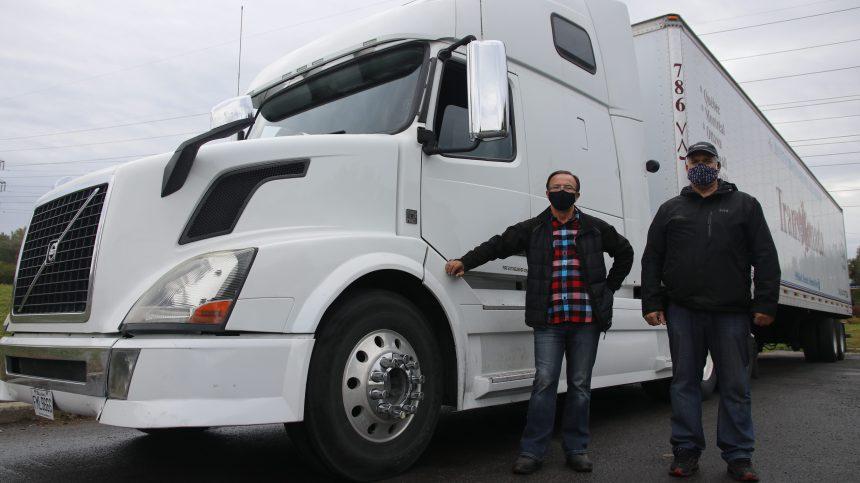 Services essentiels: les rudiments du métier de camionneur
