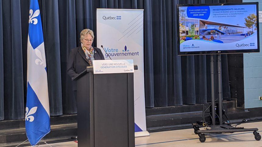 Québec investit 806 M$ dans les écoles montréalaises