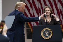 VÉRIFIÉ: encore des affirmations douteuses de Donald Trump