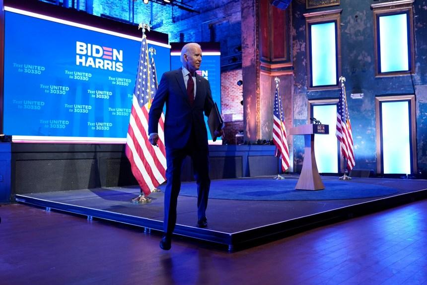 Biden dévoile son rapport d'impôts pour 2019 avant le débat avec Trump
