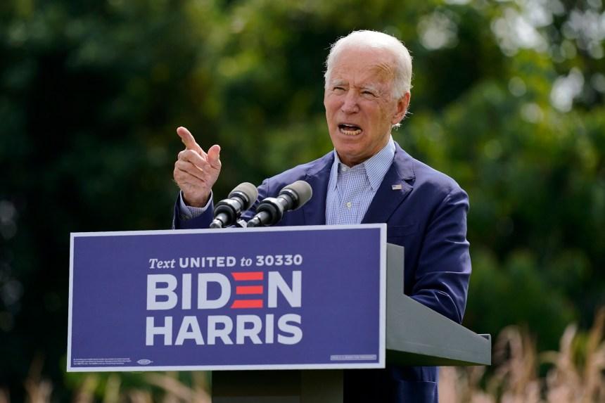 Biden se prépare à une contestation juridique de l'issue du scrutin