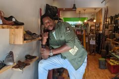 De cordonnier de quartier à chanteur de reggae