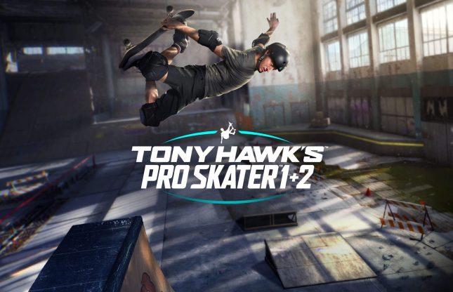 Critique – Tony Hawk's Pro Skater 1+2