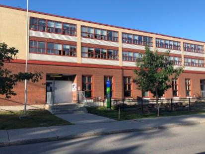École Ludger-Duvernay