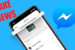 Facebook s'attaque aux «fake news» et limite les partages dans Messenger