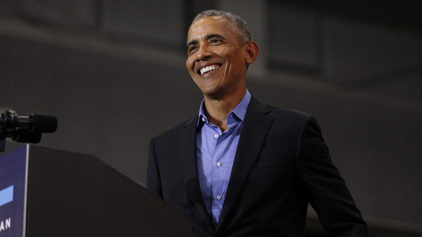Le premier volume des mémoires de Barack Obama sortira deux semaines après l'élection