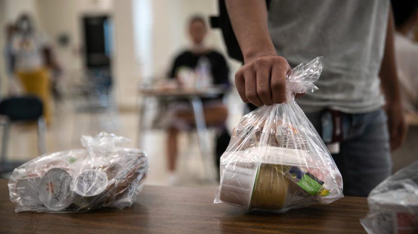 L'aide alimentaire reprend officiellement du service dans les écoles de Montréal