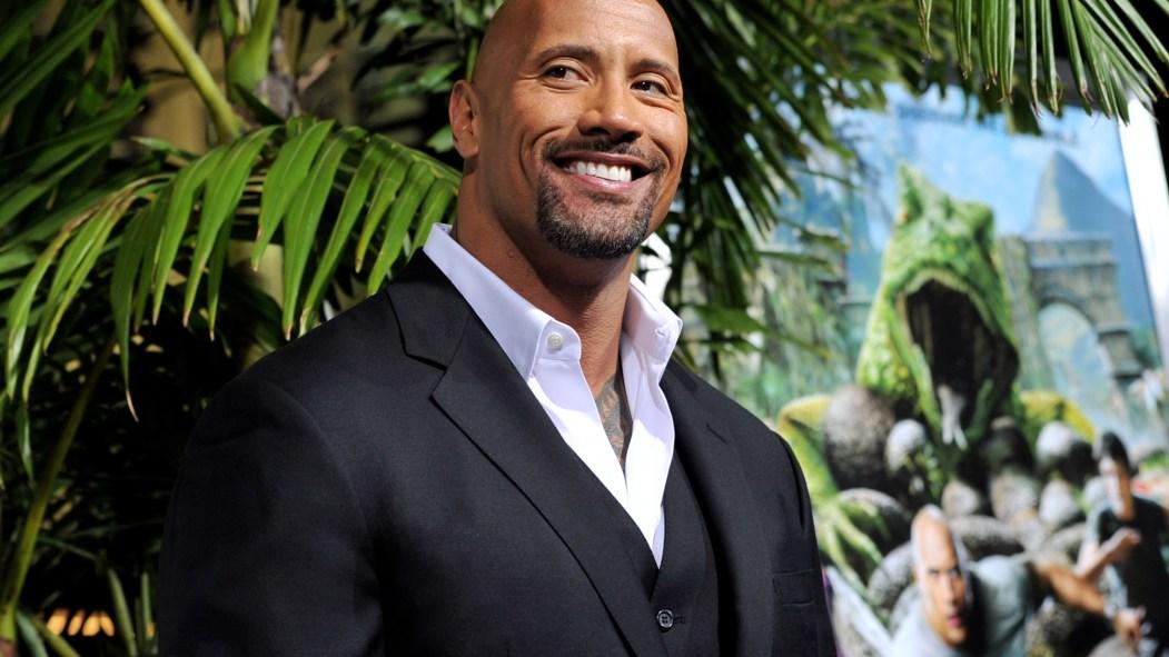 Dwayne Johnson en tête d'un classement des acteurs les plus populaires sur les réseaux sociaux