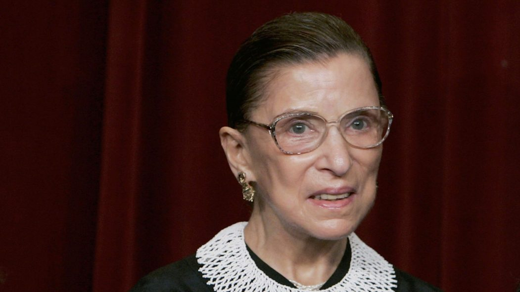Deux films pour retracer la vie de Ruth Bader Ginsburg