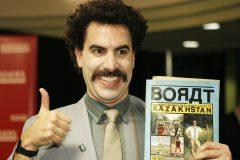 Sacha Baron Cohen et Borat reviennent aux États-Unis pour piéger et moquer les partisans de Trump