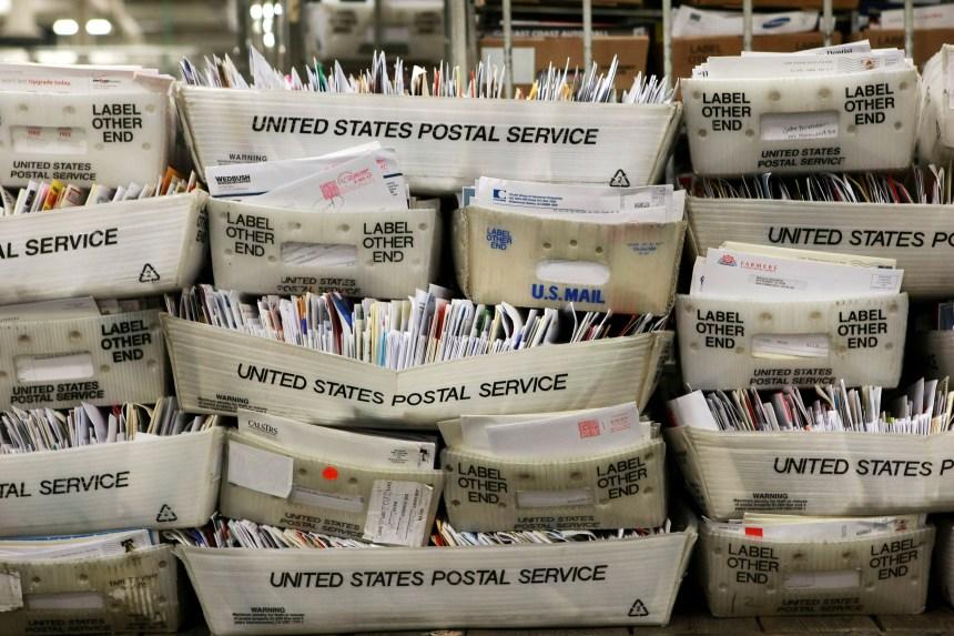 Le service postal cessera de diffuser des informations trompeuses au Colorado