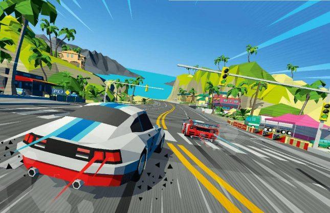 Critique – Hotshot Racing