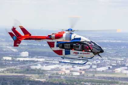 Un projet pilote d'ambulances aériennes tarde à prendre son envol