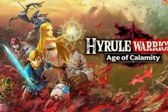 Hyrule Warriors: Age of Calamity annoncé par Nintendo