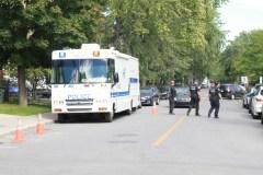 Opération pour résoudre trois tentatives de meurtre à Montréal-Nord